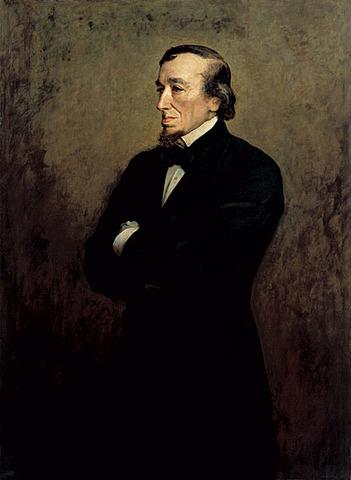 Accession of Benjamin Disraeli.