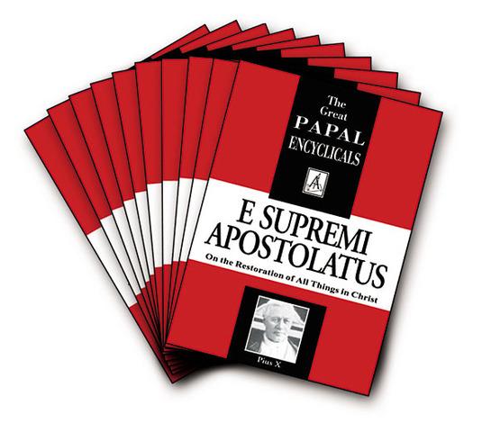 "Publication of ""Syllabus of Errors."""