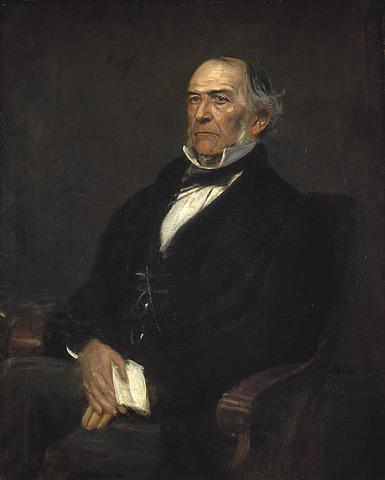 Accession of William Gladstone.
