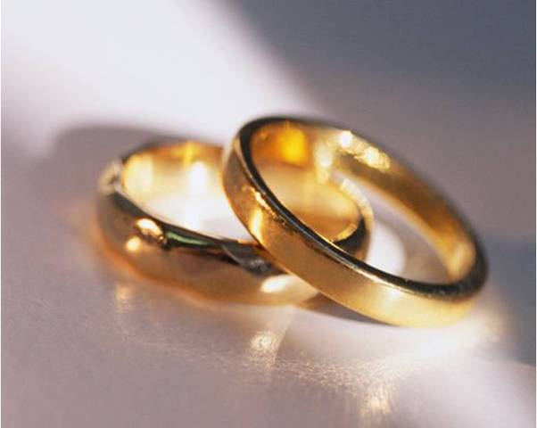 Changes in Marriage Laws.