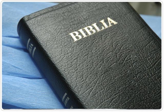 Aparición de la BIblia
