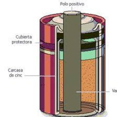 Pila Electrica 1800