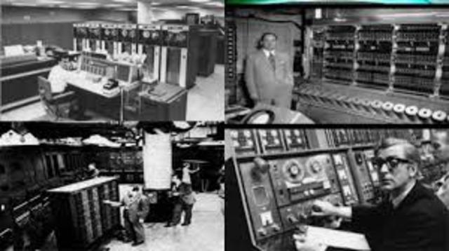 Inicio del Internet 1960