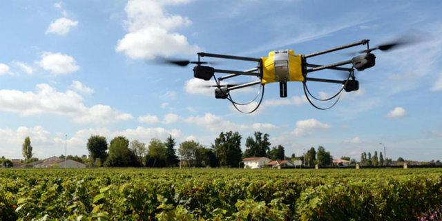 Drones de agricultura 2015