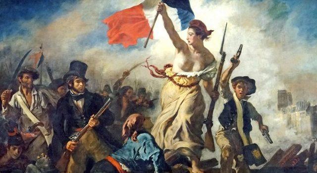 La Revolución Francesa (1789- 1800)