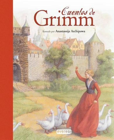 Sigo XIX: Cuentos de los Hermanos Grimm