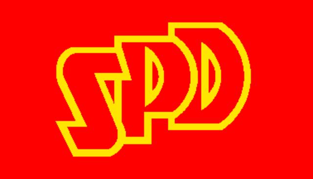 Formation of Social Democratic Party.