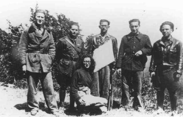 resistencia Segunda Guerra Mundial