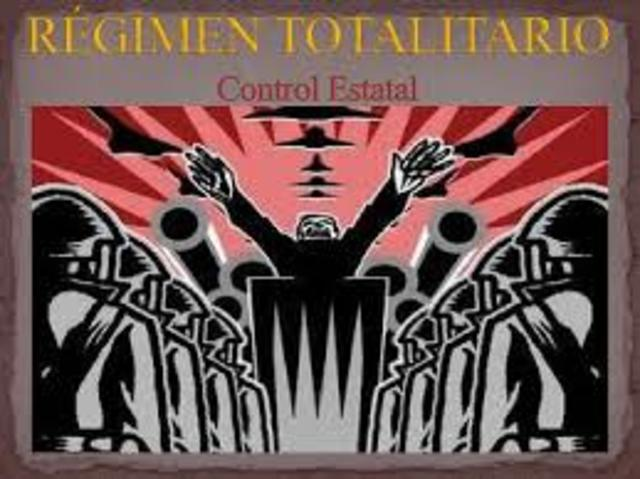 Regime totalitario