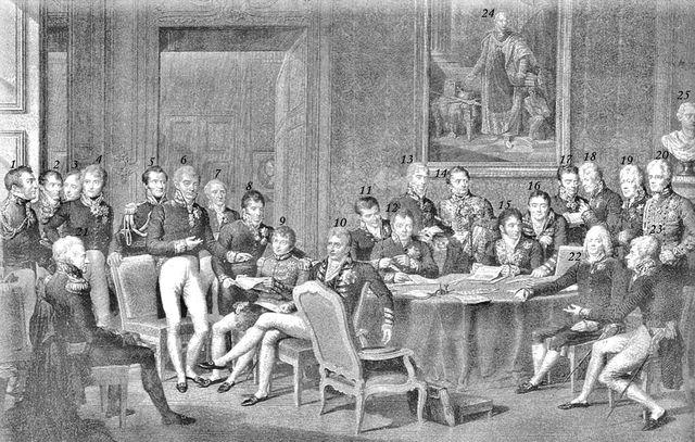 Congress of Vienna.