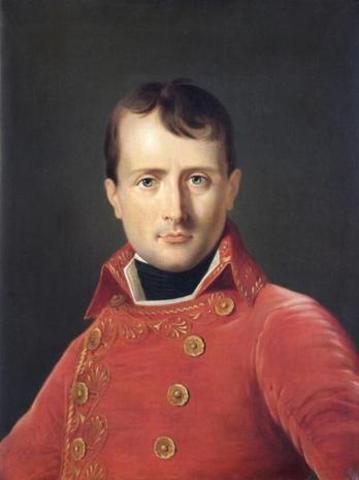 Napoleon`s Escape from Elba.