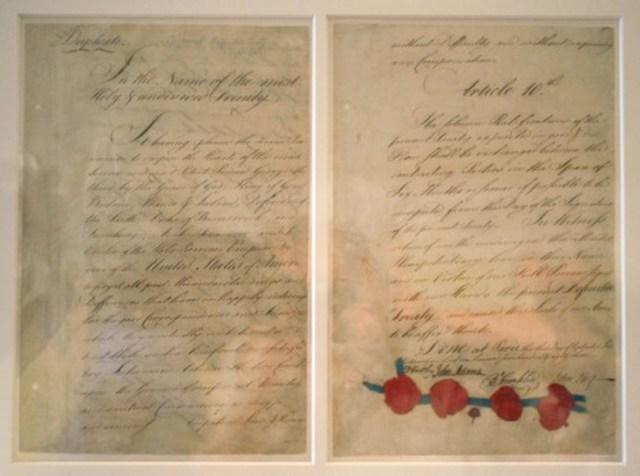 First Treaty of Paris