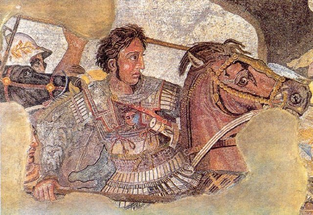 Conquest of Alexander the great