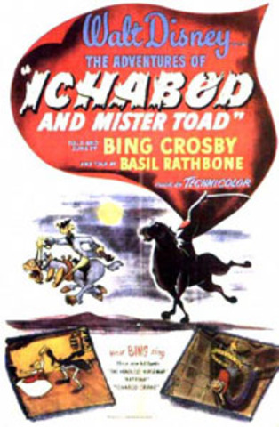 The adventures of Ichabad and Mr. Toad