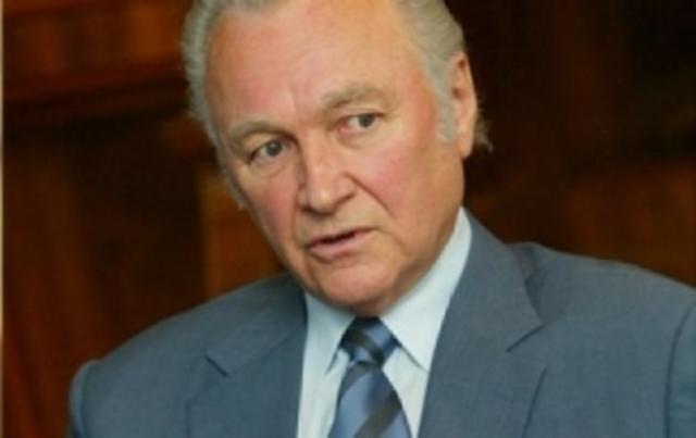 Eesti president Arnold Rüütel