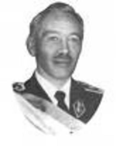 General Kjell Eugenio Laugeroud Garcia