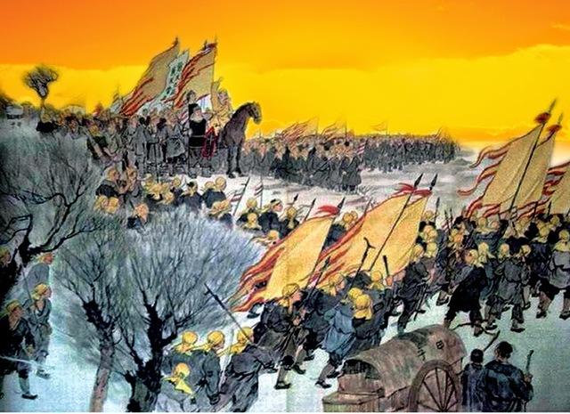 Yellow Turban peasant revolt