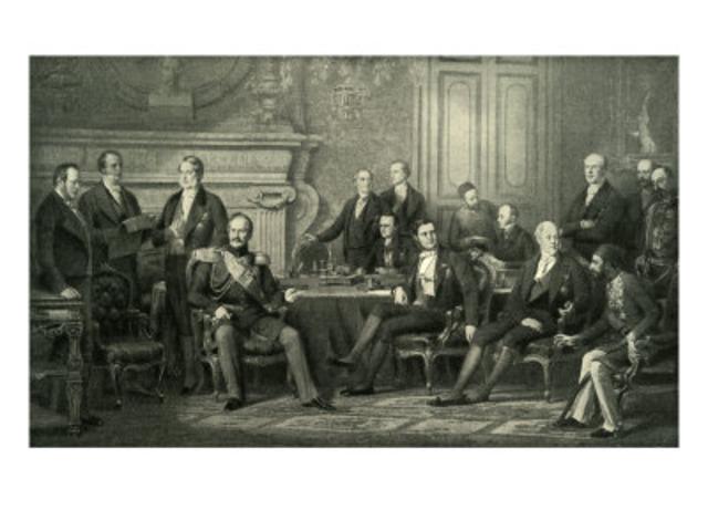 Congress of Paris.