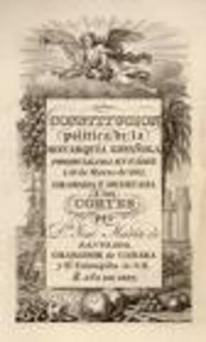fin de la Constitucion de Cadiz