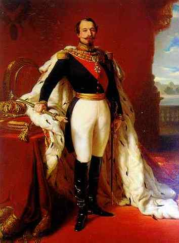 Rise of Napoleon III: Part II.