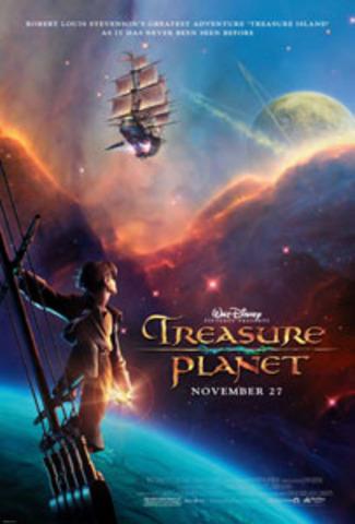 Treasure planet