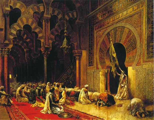 División del califato en reinos taifas