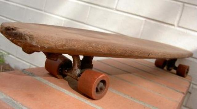 Decks made out of wood