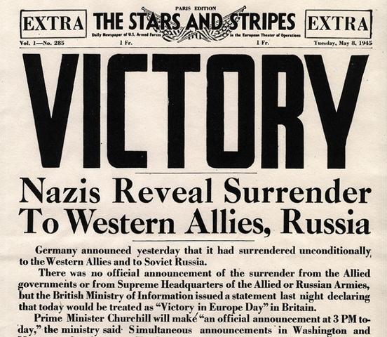 Allies win war