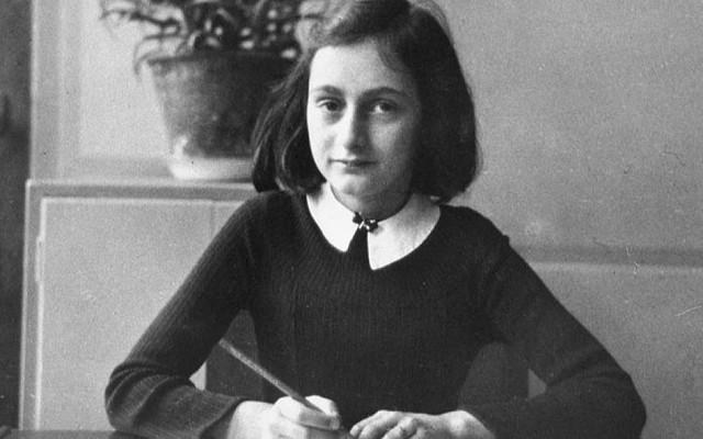 Anne Frank born in Frankfurt, Germany