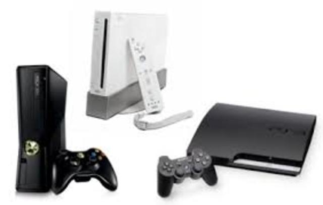 Home console Competition