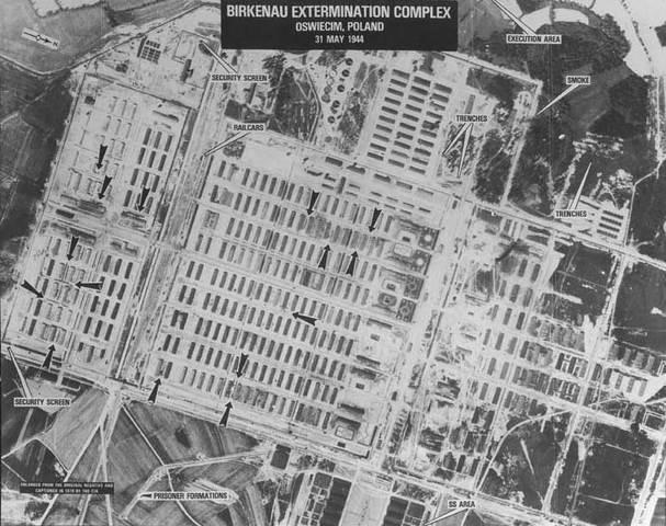 Annex residents taken to Auschwitz