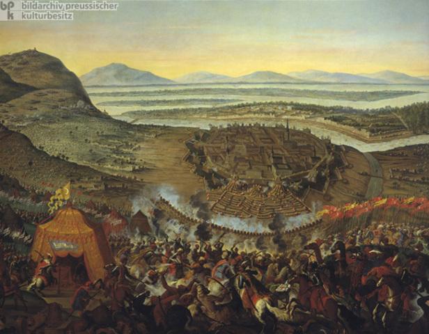 The Ottoman siege of Vienna