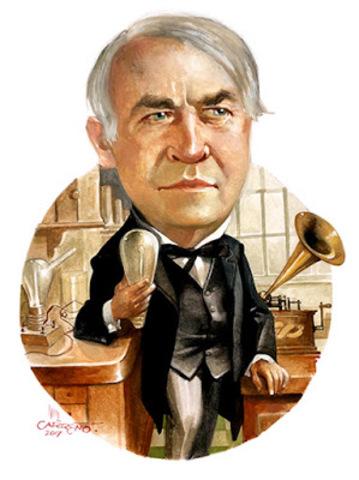 Nacimiento de Thomas Edison