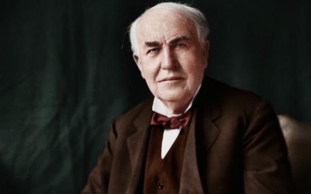Muerte de Thomas Edison