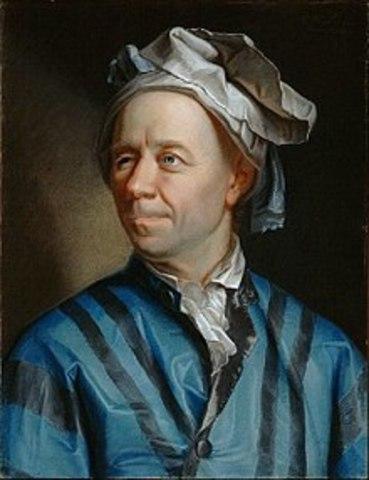 Nacimiento de Leonhard Euler