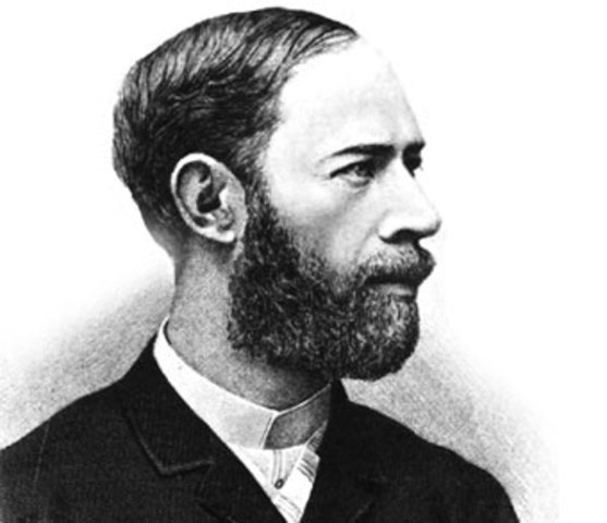 Nacimiento de Heinrich Hertz