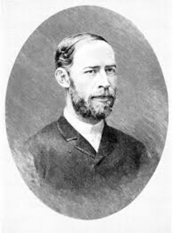 Muerte de Heinrich Hertz