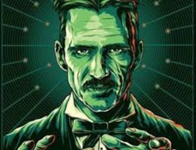 Tesla y su amor por las matemáticas