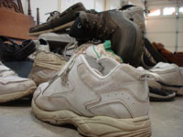 Shoe & Clothes Donation