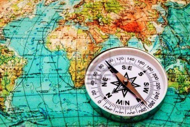 A origem da Geografia