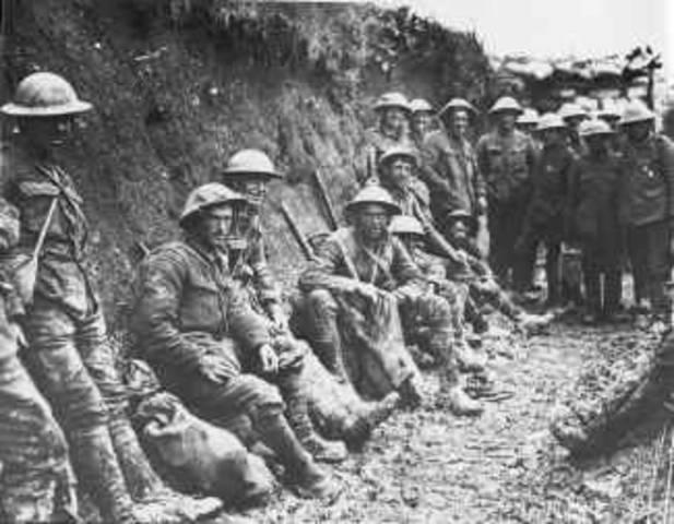 1º Guerra mundial: A tecnologia a serviço da morte