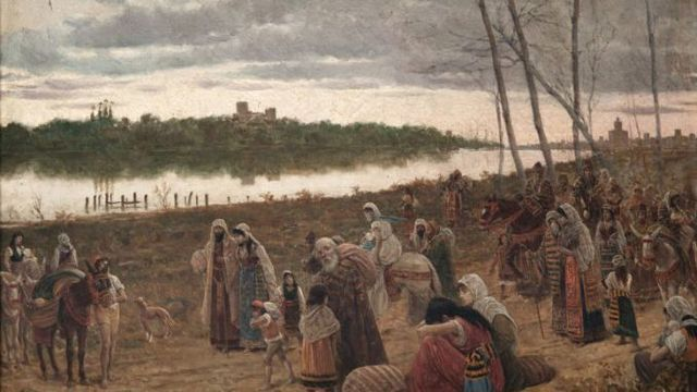 Expulsión de los judíos
