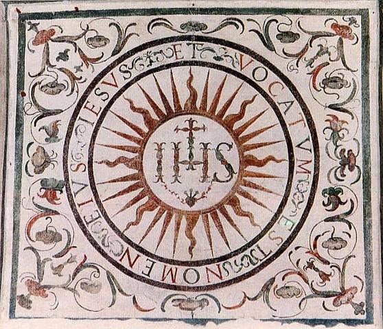 San Ignacio de Loyola funda la compañía de Jesús