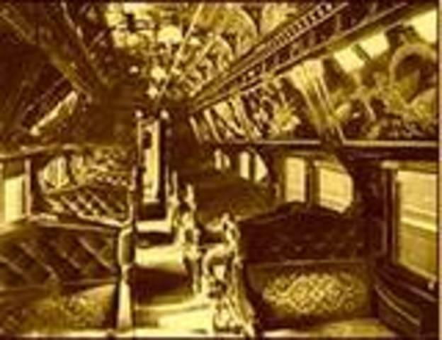 The Pullman Sleeping Car