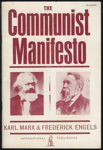 """""""The Communist Manifesto"""" published"""