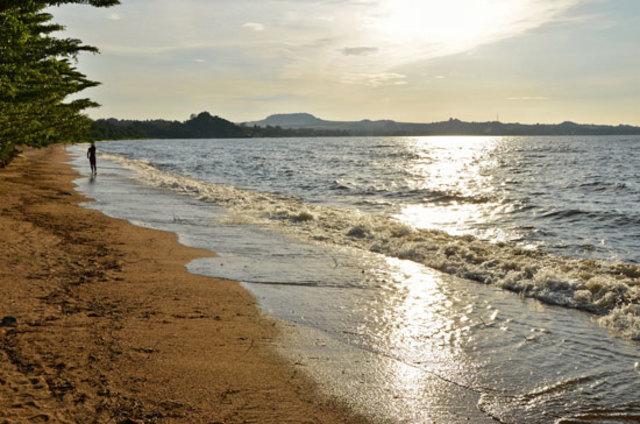 Descobrimento do Lago Vitória