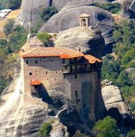 Monasterio del Oriente