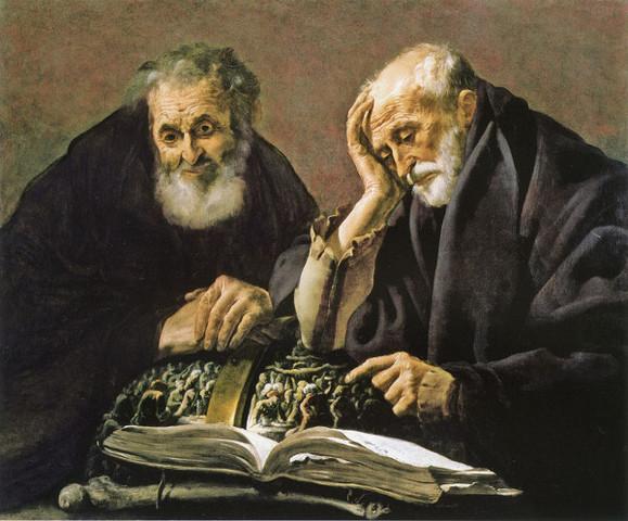 Teoria de Leucipo e Demócrito