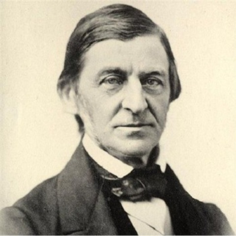 Ralph Waldo Emerson -1836