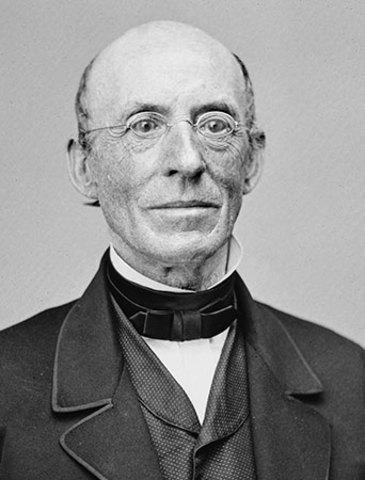 William Lloyd Garrison - 1840